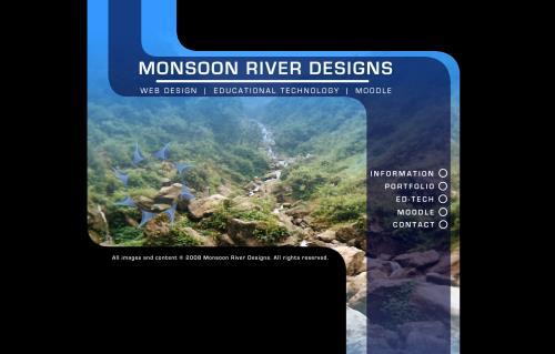 Monsoon River Designs screenshot